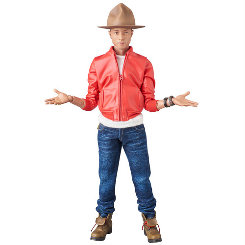 "MEDICOM TOY ""RAH Pharrell Williams"""