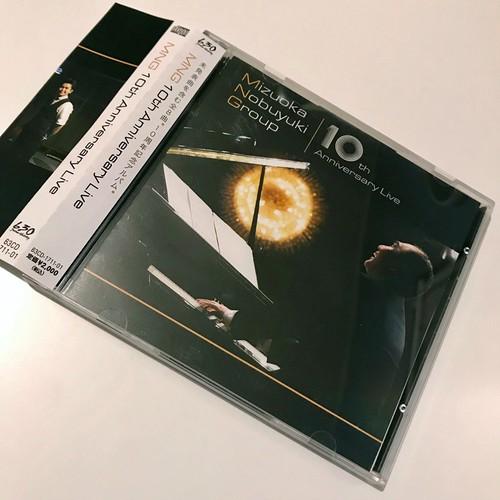CD 「M.N.G. 10th Anniversary Live!」