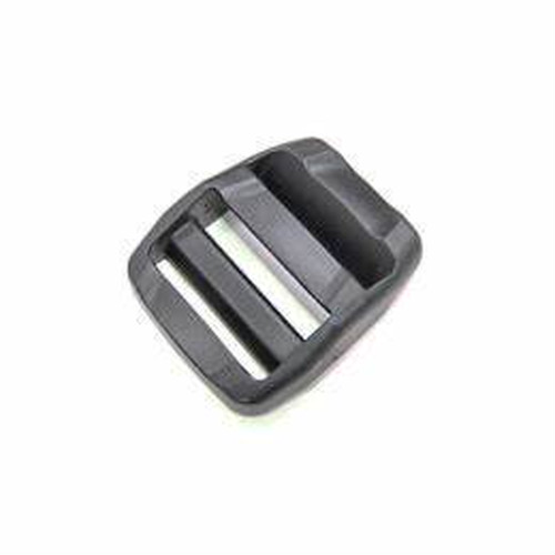 15㎜幅用 Nifco ラダーロック テープアジャスター 黒 LLSA15 100個入