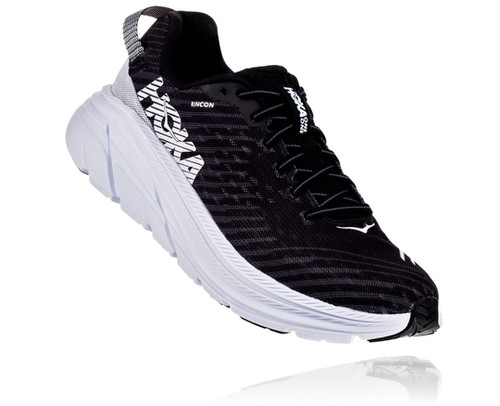 HOKA ONE ONE /RINCON Men's 《Black × White》
