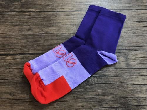 IRIS Sock Purple