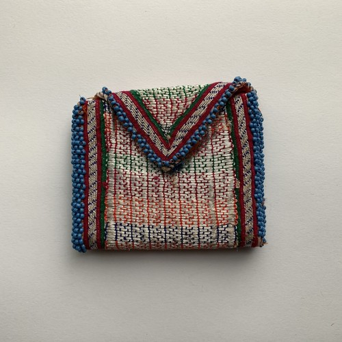 Vintage Pouch _06(アフガン ヴィンテージ 手刺繍ポーチ/財布)