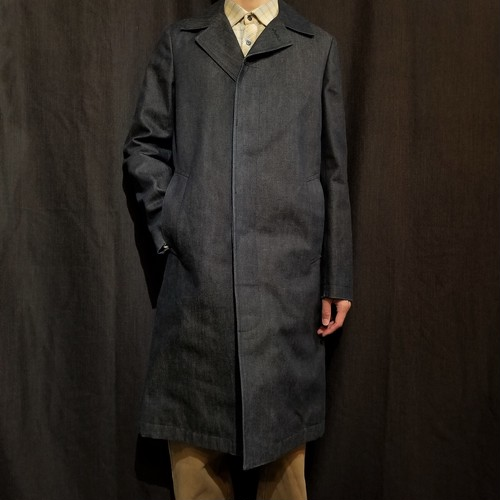 A.P.C.  Denim coat [1196]