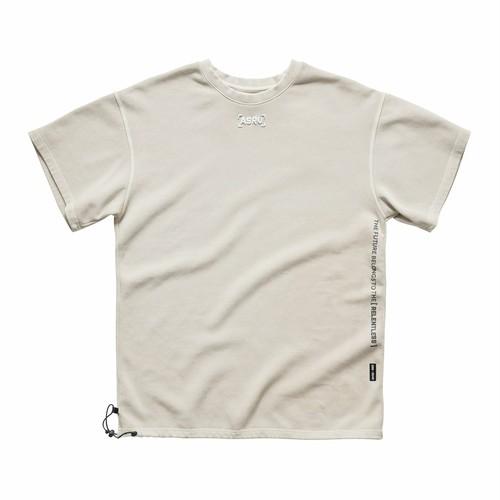 完売御礼【ASRV】SilverPlus® テクニカルTシャツ - Off-White