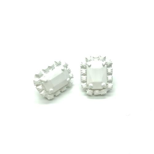 sAn Bijou pierce(ピアス) ホワイト