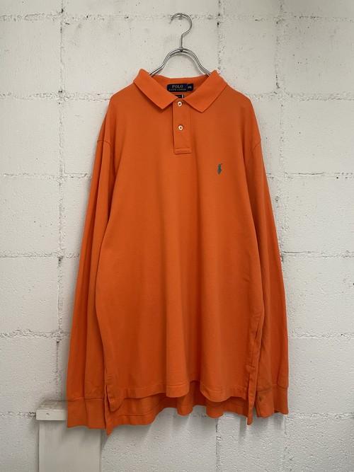 【USED】polo ralph lauren / ロングスリーブポロシャツ