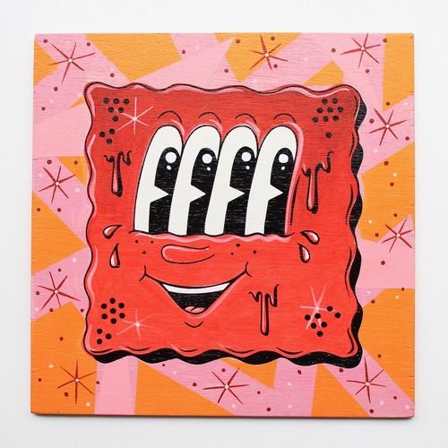 Vinnie Nylon/KeefBob (Red)