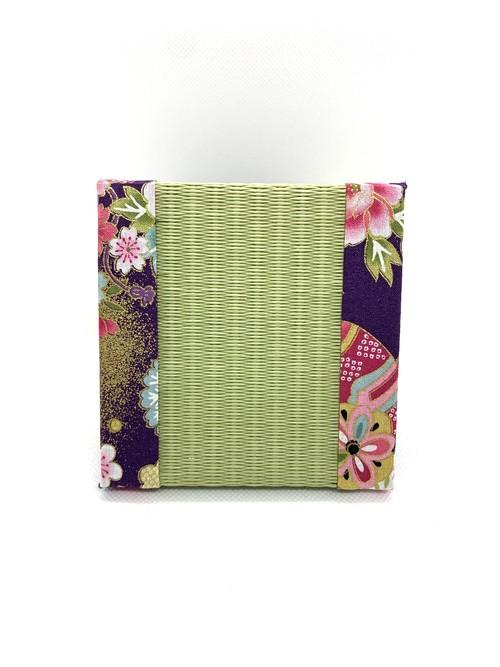 ミニ畳 和風 雑貨 インテリア お部屋 ミニマム畳 プチリフォーム 緑 和紙 ござ