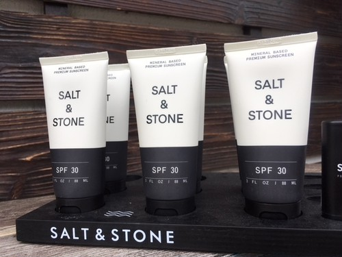 SALT & STONE  SPF 30 MINERAL-BASED SUNSCREEN LOTION - 3oz 1本