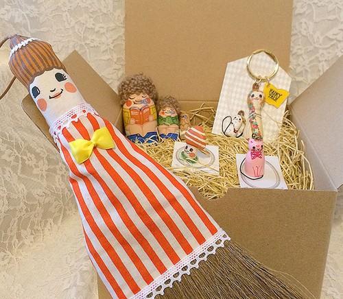 Happybox~トイレ家族set