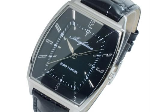 アルカ フトゥーラ ARCA FUTURA クオーツ メンズ 腕時計 EC494BK ブラック