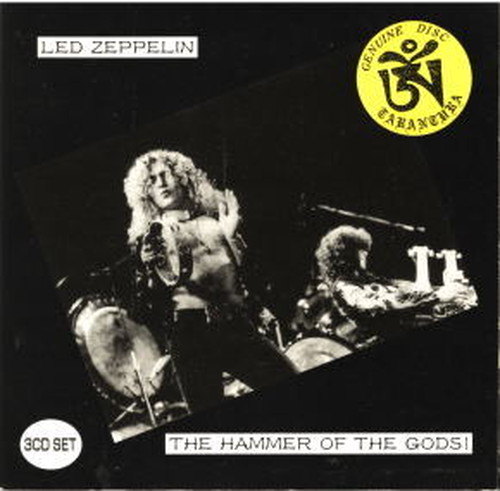 LED ZEPPELIN / THE HAMMER OF THE GODS!