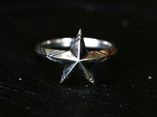 Star Shaped Ring