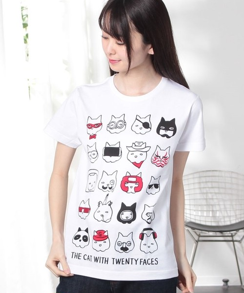 #768 Tシャツ TWENTY FACES