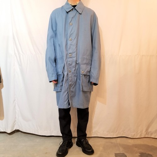 90's Swedish army coat  / Made in Sweden[G-506]