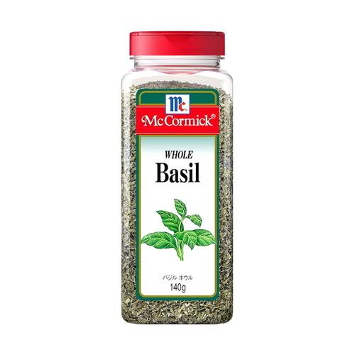 コストコ ユウキ マコーミック バジル ホウル 140g | Costco MC Basil Whole 140g