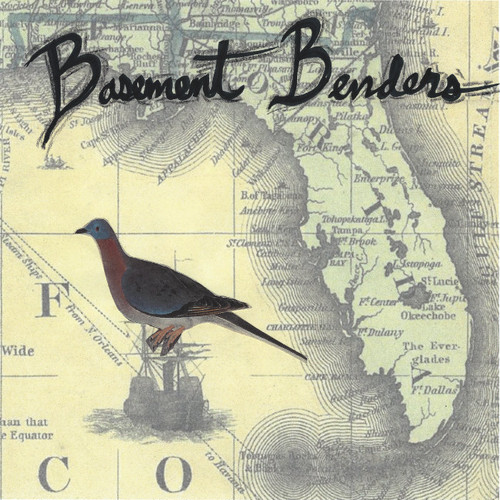 basement benders / self titled / 7""