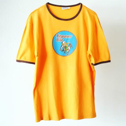 『Brauner Bär』 2003 Ringer T-shirt