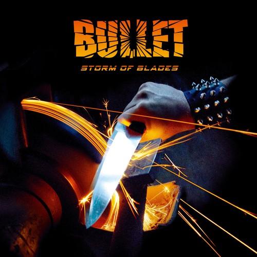 BULLET 「Storm Of Blades」 日本盤CD