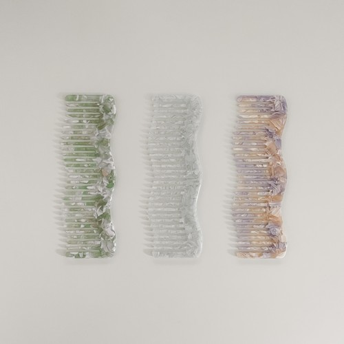 peppermint comb(3 designs)