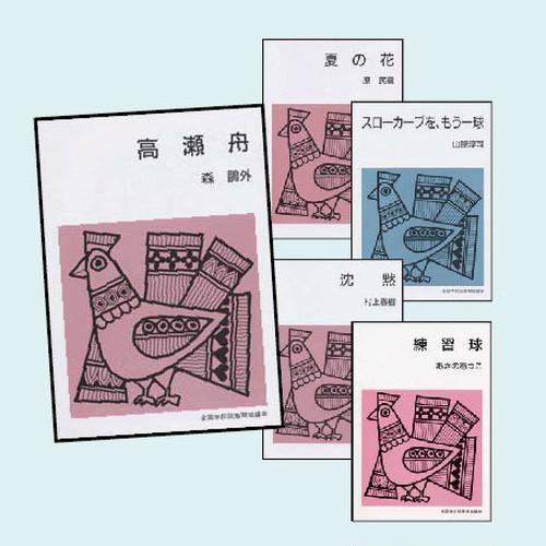 集団読書テキスト 中学・高校向き特選20点セットB