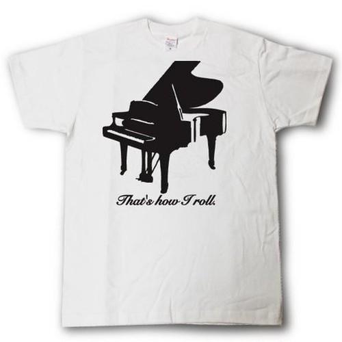 デザインTシャツ kick ass #15  白T