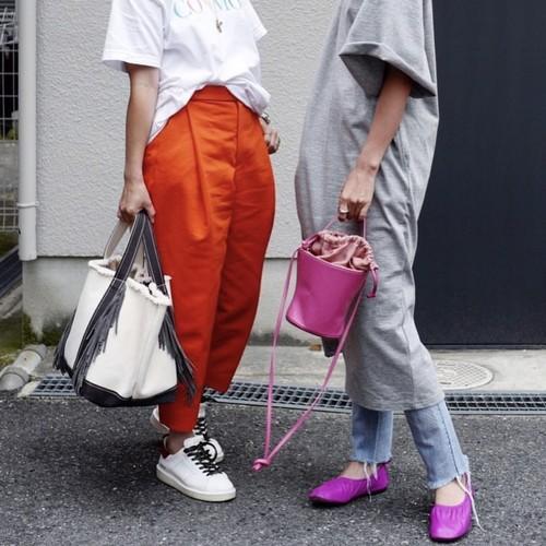 Pottery Bag/PINK