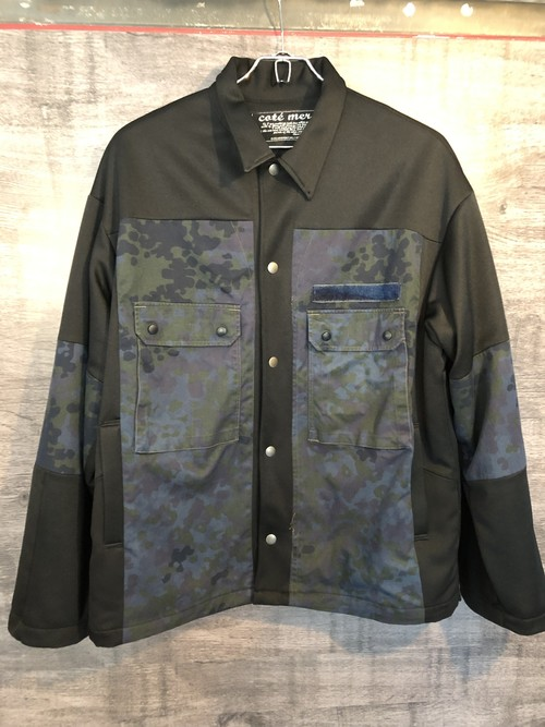 COTEMER MILITARY MIX SHIRTS