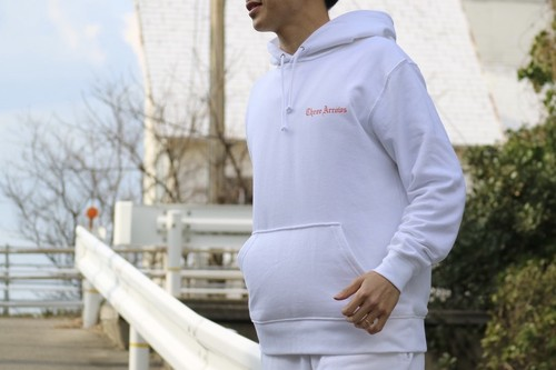 【1/15 21:00 販売開始】THREEARROWS Logo Foodie(white)