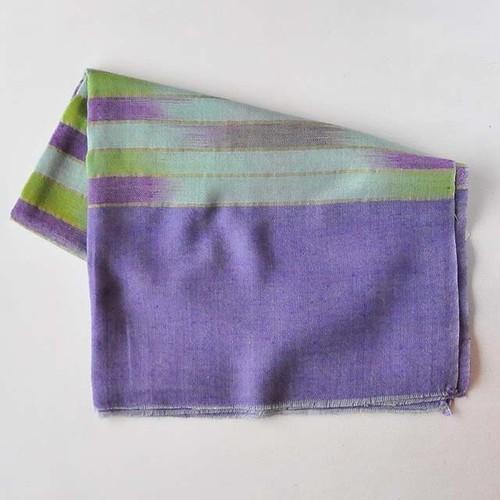 nukuiro 手織りパシュミナストール(nu-28)