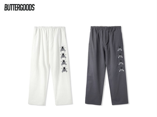BUTTERGOODS|SWARM EMBROIDERED PANT