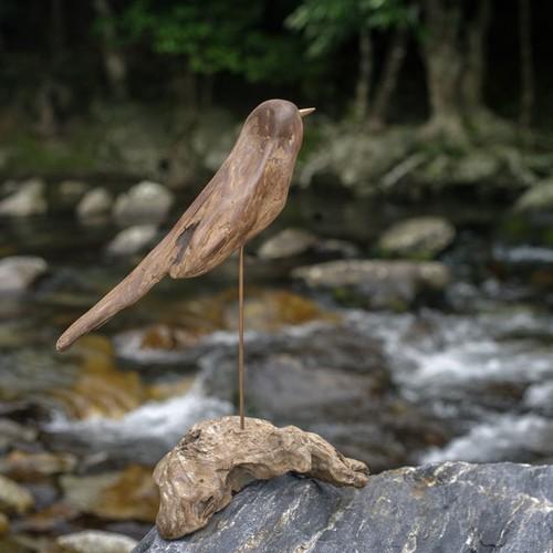 流木の鳥(L saiz) 241