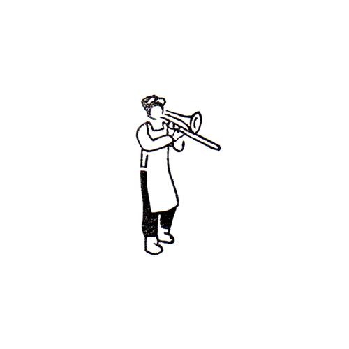 街は鳴る / トロンボーン Music of the people / Trombone