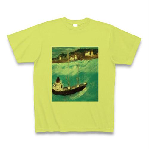 エーゲ海の嵐 Tシャツ グリーン