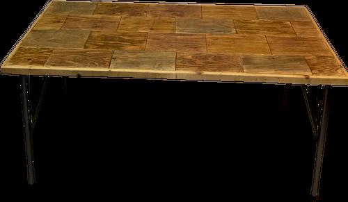 Original Brick Dining Table 1