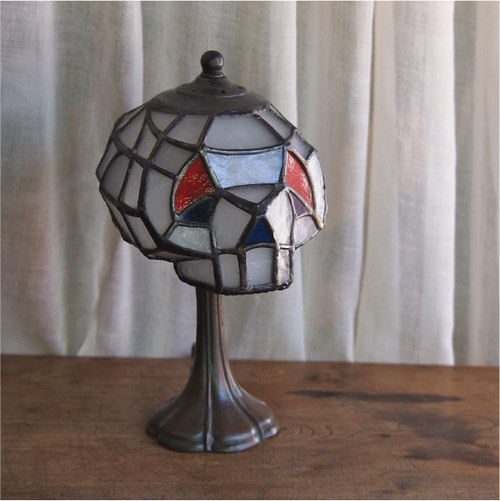 """ DEAD BOY ""Stainedglass Lamp( Stand/Pendant )"