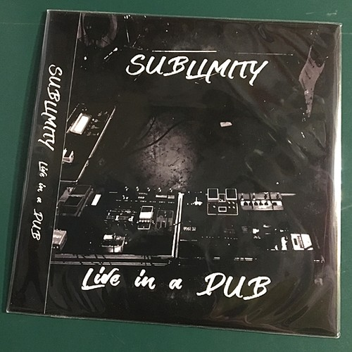 SUBLIMITY / live in a dub (CD)
