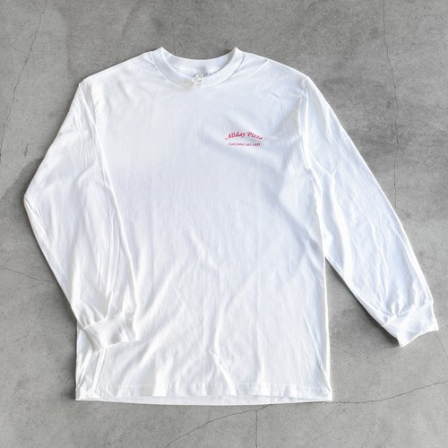 ALLDAY Long Sleeve T-Shirts / RED