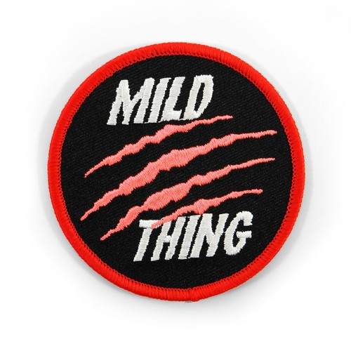 "Toughtimes""Mild Thing Patch"""