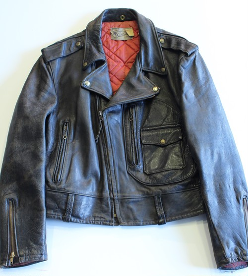 1950's Vintage Hercules Double Riders Jacket