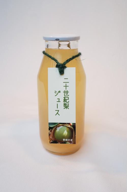 二十世紀梨ジュース   梨果汁95%   180ml