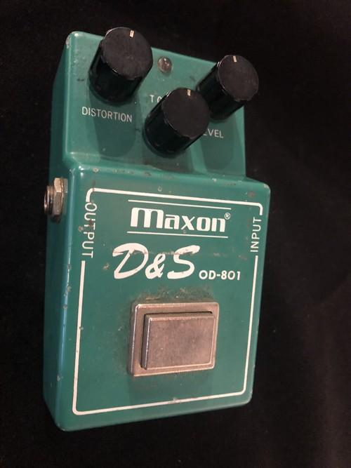 MAXON D&S OD-801 Vintage