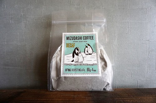 MIZUDASHI COFFEE (DECAF)