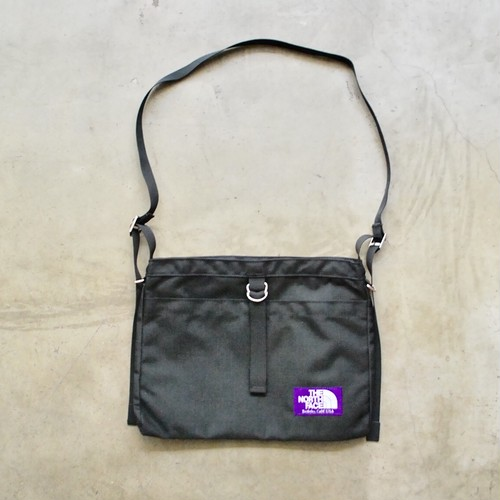 THE NORTH FACE PURPLE LABEL Small Shoulder Bag BLACK