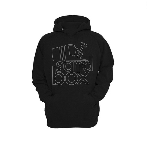 SANDBOX OUTLINE HOODY