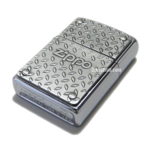 アンティック・ダイアモンド・プレート / Zippo Antique Diamond Plate