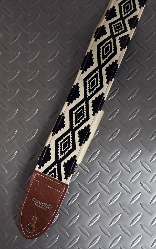 Couch Guitar Strap Byloos Native America
