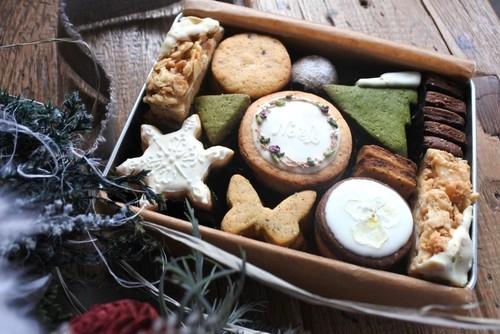 <12月中旬頃発送>限定30缶*アナトリエのクッキー缶(店舗受取不可)