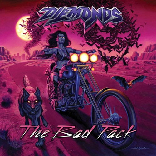 "DIEMONDS ""The Bad Pack"""