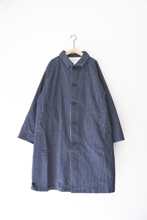 【ORDINARY FITS】OF-T013 YARD COAT stripe